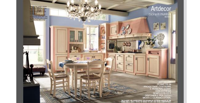 Nicolotti dal 1960 la tua porta su misura - Cucine in finta muratura ...