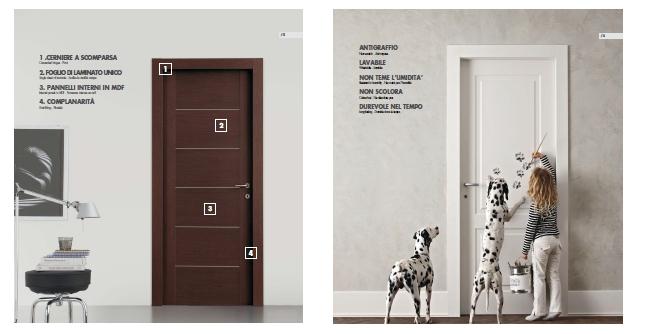 Nicolotti dal 1960 la tua porta su misura - Door 2000 porte ...
