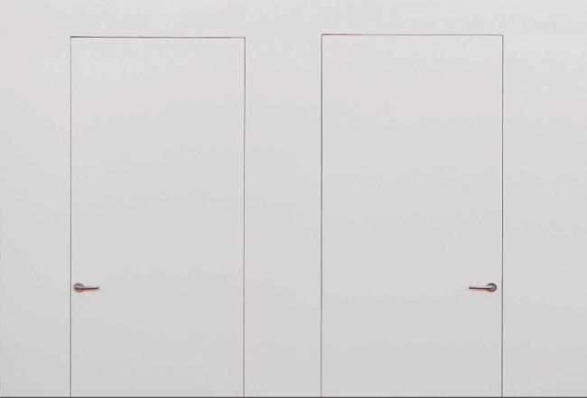 Emejing porta raso muro gallery - Porta filo muro prezzi ...